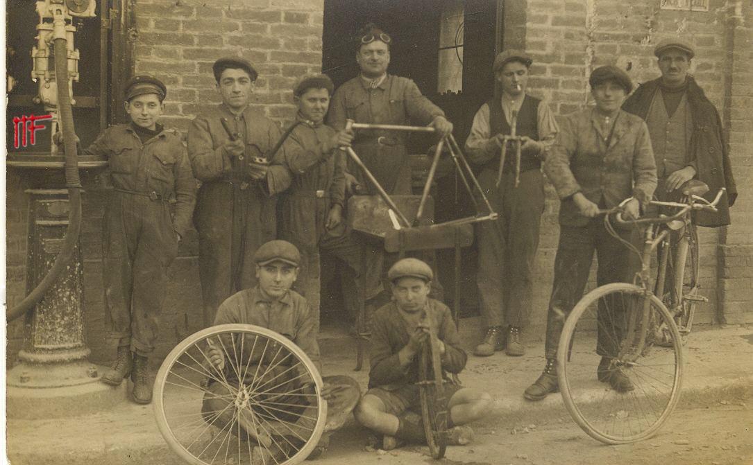 La Fabbrica di biciclette